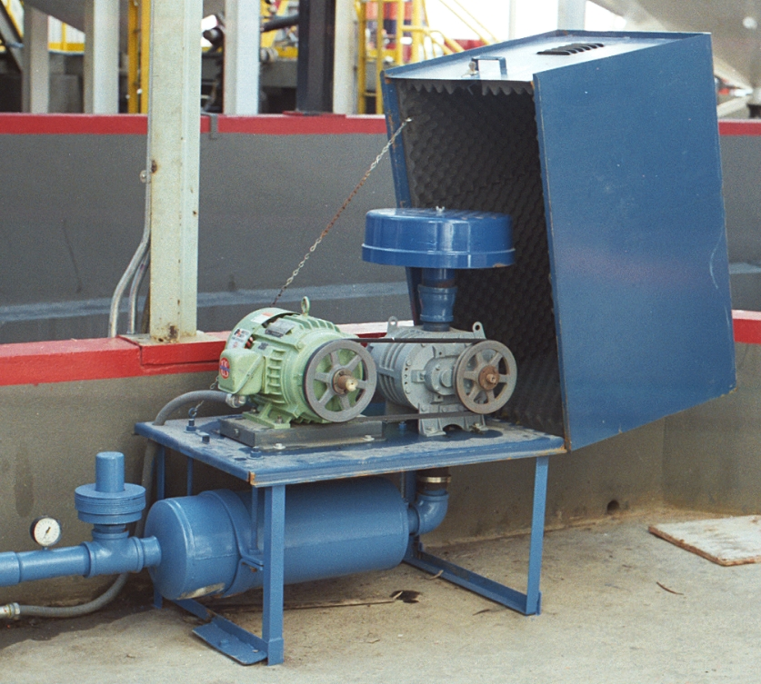 Sutorbilt air blowers