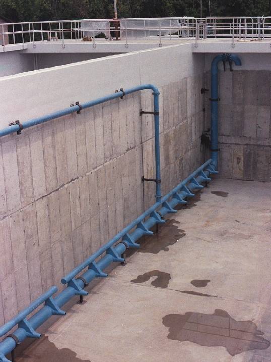 mixing systems inc directional jet aerator in rectangular tanks for anoxic and nitrification processes