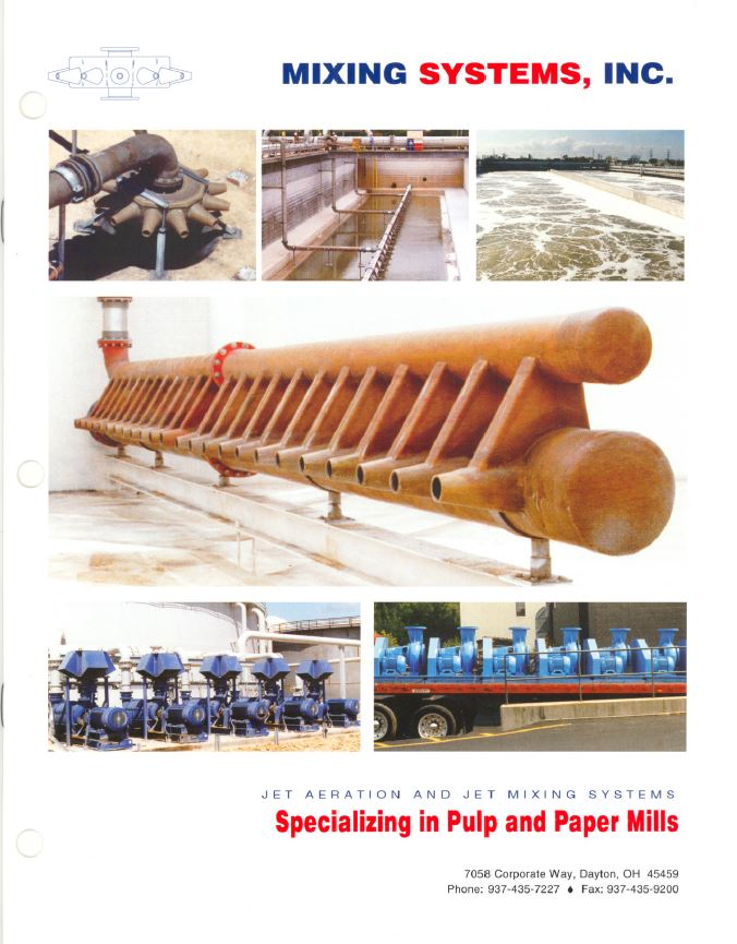 2. Specializing in Pulp and Paper Mills